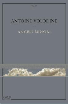 Angeli minori - Antoine Volodine,Albino Crovetto - ebook