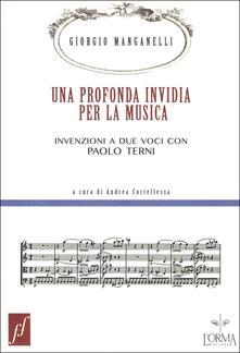 Osteriacasadimare.it Una profonda invidia per la musica. Invenzioni a due voci con Paolo Terni Image