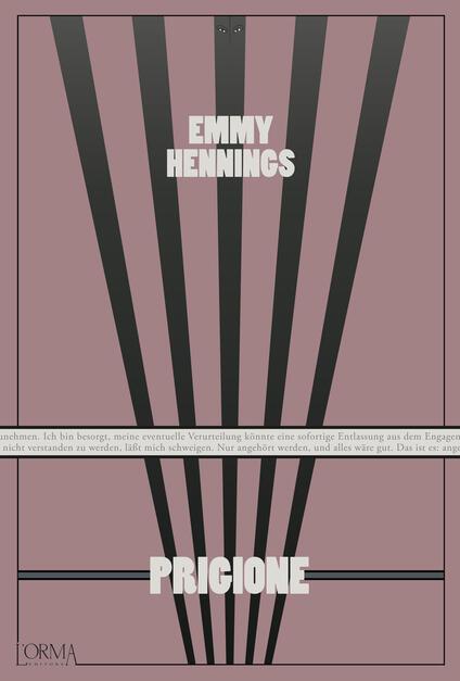 Prigione - Marco Federici Solari,Emmy Hennings - ebook