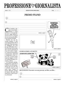Promoartpalermo.it Professione giornalista Image