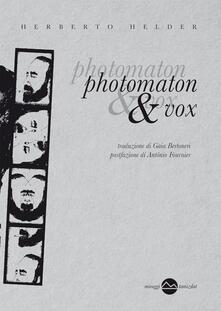 Capturtokyoedition.it Photomaton & Vox Image