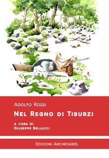 Nel regno di Tiburzi - Adolfo Rossi - copertina