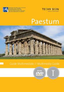 Winniearcher.com Paestum. Ediz. illustrata. Con DVD Image