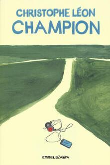 Antondemarirreguera.es Champion. Ediz. ad alta leggibilità Image