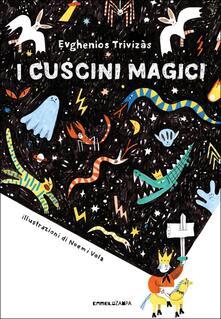 I cuscini magici - Evghenios Trivizàs - copertina