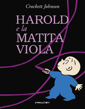 Copertina  Harold e la matita viola