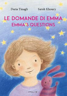 Voluntariadobaleares2014.es Le domande di Emma. Ediz. italiana e inglese Image