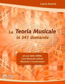 Librisulladiversita.it La teoria musicale in 341 domande Image