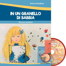 Radiospeed.it In un granello di sabbia. Canzoni bambine. Con CD-Audio Image