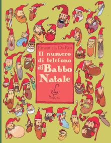 Amatigota.it Il numero di telefono di Babbo Natale Image