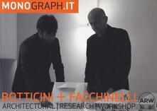 Camfeed.it Monograph.it (2019). Vol. 1: Botticini + Facchinelli. Architectural, research, workshop. Ediz. italiana e inglese. Image