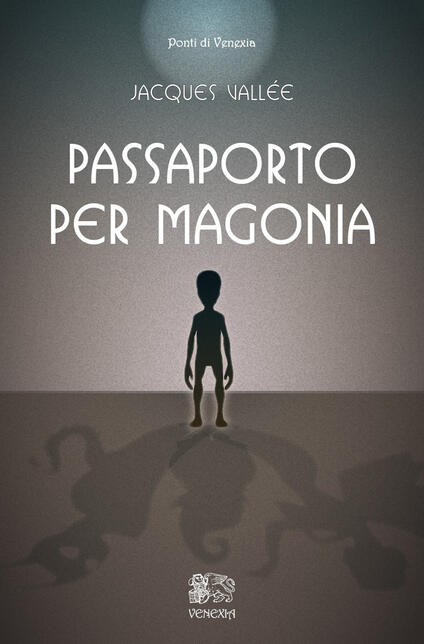 Passaporto per Magonia - Jacques Vallée - copertina
