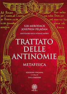 Trattato delle antinomie. Metafisica.pdf