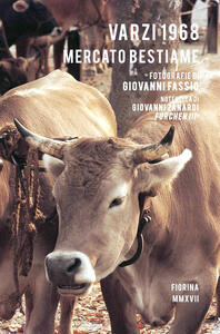 Varzi 1968, mercato bestiame
