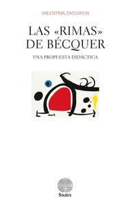Las «Rimas» de Bécquer. Una propuesta didáctica