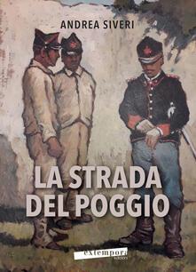 La strada del poggio - Andrea Siveri - copertina