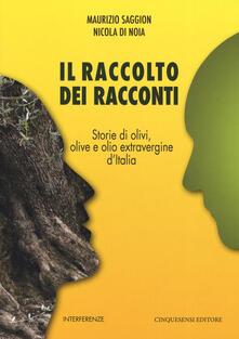 Warholgenova.it Il raccolto dei racconti. Storie di olivi, olive e olio extravergine d'Italia Image