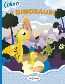 Voluntariadobaleares2014.es Coloro i dinosauri. Ediz. illustrata Image