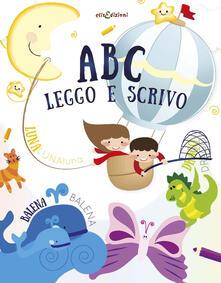Antondemarirreguera.es Abc leggo e scrivo. Ediz. illustrata Image