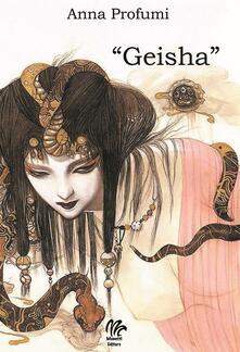 Geisha - Anna Profumi - copertina