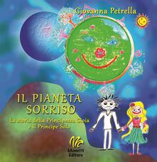 Cocktaillab.it Il pianeta sorriso. La storia della Principessa Gioia e il Principe Solo Image