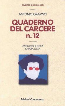 Daddyswing.es Quaderno del carcere n. 12 Image