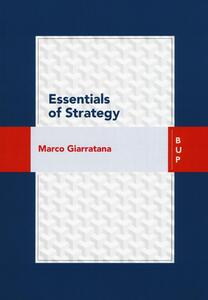 Essentials of strategy