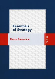 Osteriacasadimare.it Essentials of strategy Image