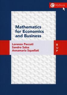 Winniearcher.com Mathematics for economic business Image