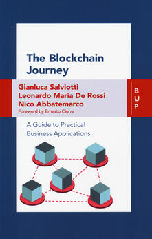 Secchiarapita.it The blockchain journey. A guide to practical business applications Image