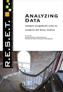 Libro Analyzing Data. Indagini progettuali sulle ex scuderie del Duca, Urbino