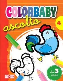Amatigota.it Ascolto. Colorbaby. Vol. 4 Image