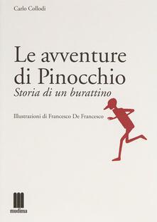 Milanospringparade.it Le avventure di Pinocchio. Storia di un burattino Image