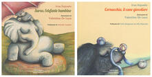 Daddyswing.es Surus, l'elefante bambino-Cornacchia, il cane giocoliere. Ediz. a colori Image