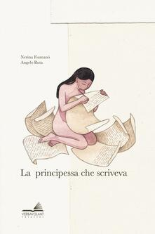 Osteriacasadimare.it La principessa che scriveva. Ediz. a colori Image