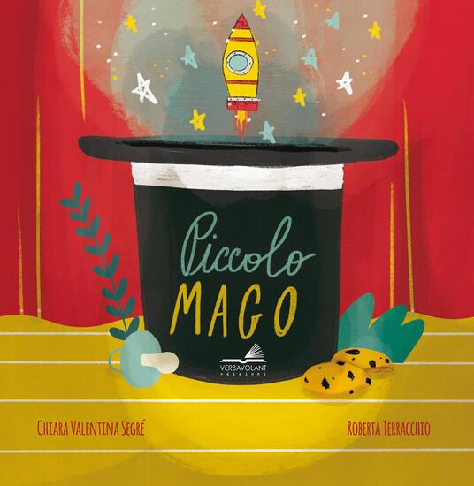 Piccolo mago - Chiara Valentina Segré - copertina