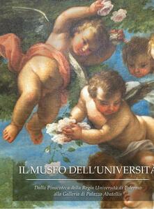 Il museo dell'Università. Dalla Pinacoteca della Regia Università di Palermo alla Galleria di Palazzo Abatellis. Ediz. illustrata