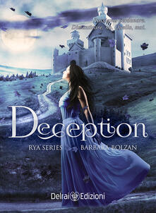 Deception. Rya series. Vol. 3 - Barbara Bolzan - copertina