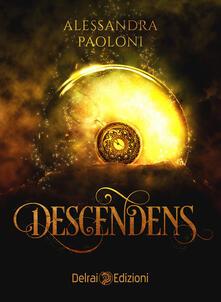 Descendens - Alessandra Paoloni - copertina