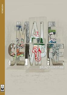Mai e sempre - Bruno Sebastiani - copertina