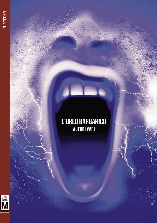 L' urlo barbarico - copertina