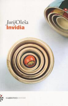 Invidia - Jurij K. Olesa - copertina