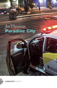 Paradise city - Joe Thomas - copertina