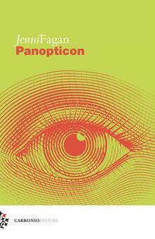 Panopticon - Jenni Fagan - copertina