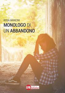 Monologo di un abbandono