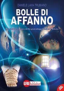 Bolle di affanno - Daniele Lama Trubiano - copertina