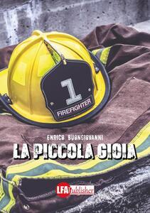 La piccola gioia - Enrico Buongiovanni - copertina