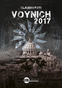 Voynich 2017 - Claudio Foti - copertina