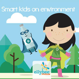 Smart kids on environment. Ediz. italiana e inglese. Con app