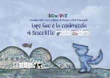 Listadelpopolo.it Lupo Gino e la combriccola di Boscofitto. Testo in simboli. Ediz. illustrata. Con audiolibro Image